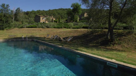 Tuscan Villa With Pool