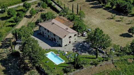 Subbiano Tuscany Property