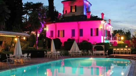 Luxury Villa In Italy