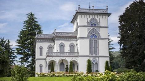 Lake Maggiore view villa