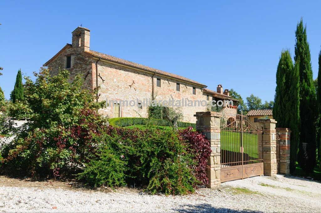 Tuscan Church Conversion Immobiliare Italiano