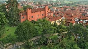 Historic castle hotel for sale