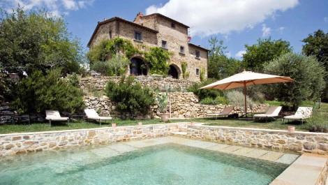 Home in Radda in Chianti Tuscany
