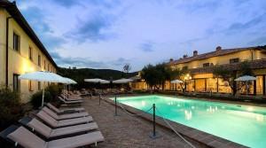 Luxury boutique hotel in Umbria