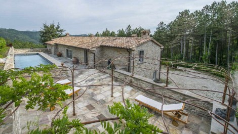 Impressive property in Umbria