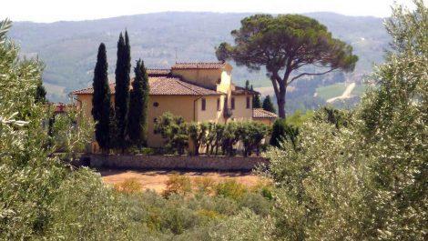 Splendid Villa near Impruneta and Florence
