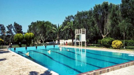 Puglia leisure complex for sale