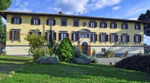 Prestigious Tuscan Wine Estate