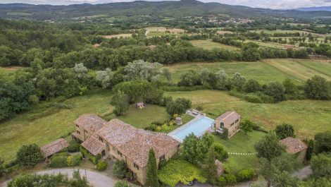 Bucine Tuscany Luxury Property