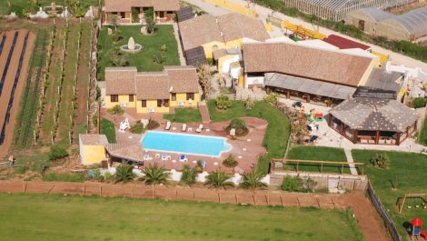 Sardinia home and business property opportunity