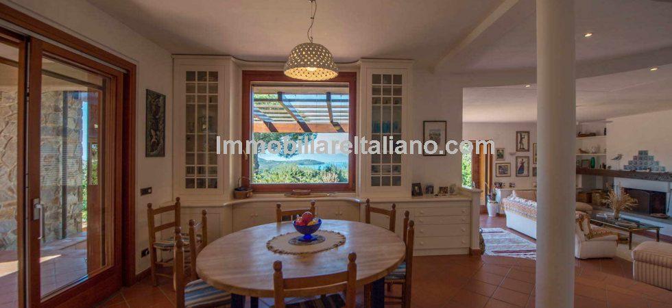 Italian coastal property for sale