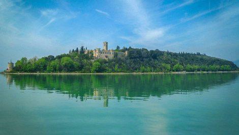 19th Century castle for sale – Isola Maggiore Lake Trasimeno