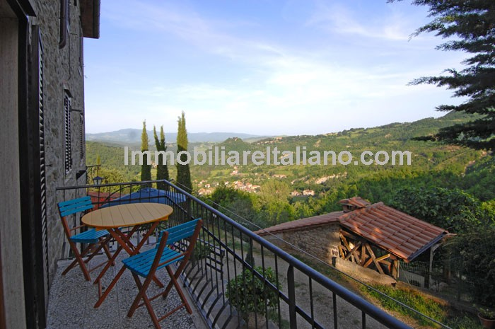 4 Bedroom Apartment Caprese Michelangelo Tuscany