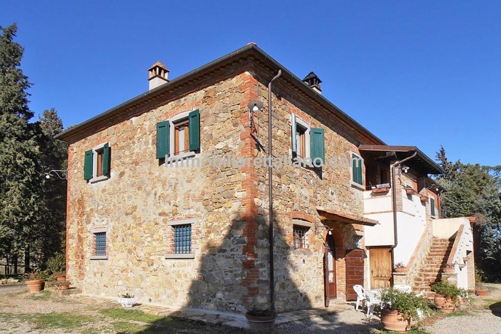 Lucignano Tuscany Home and Income Property