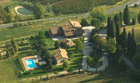 Agriturismo For Sale Italy