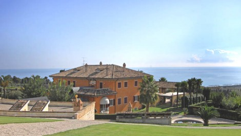 Italian Luxury Sea View Villa
