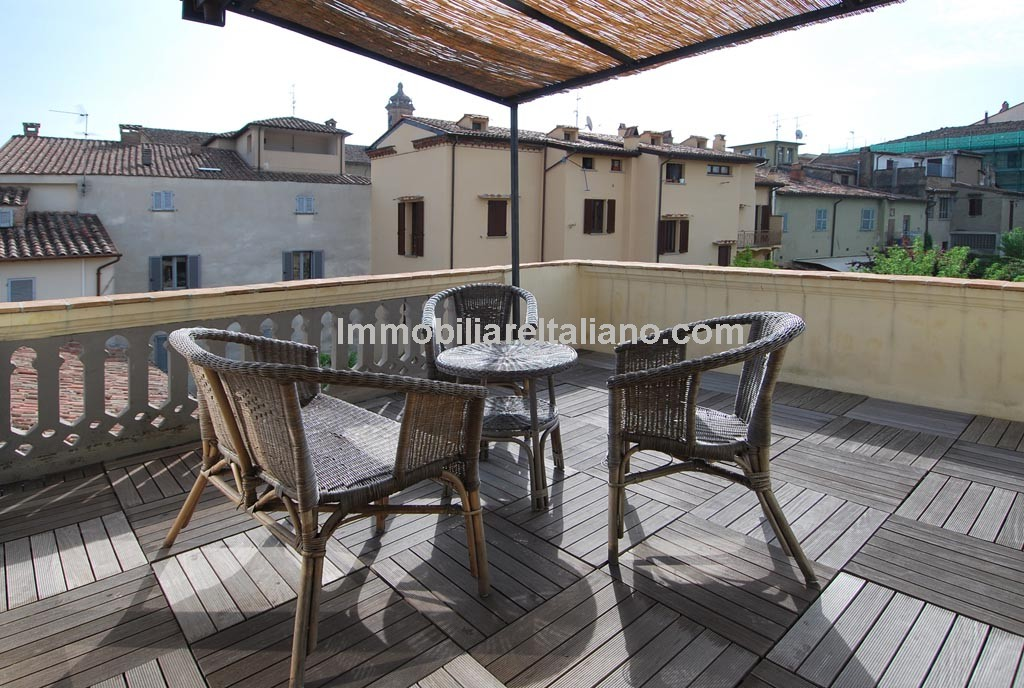 Città di Castello Apartment For Sale