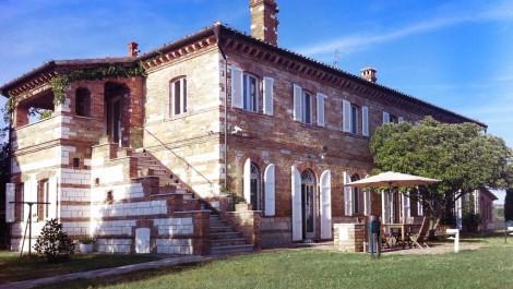 Luxury Marche Villa