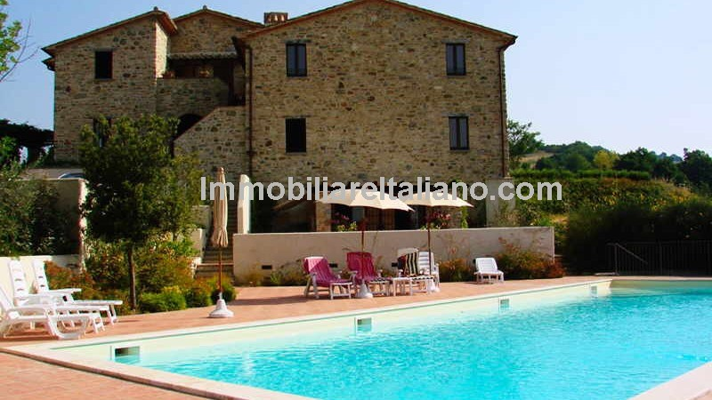 Lovely property for sale in Umbria Italy
