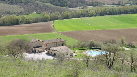 Equestrian Agriturismo Property