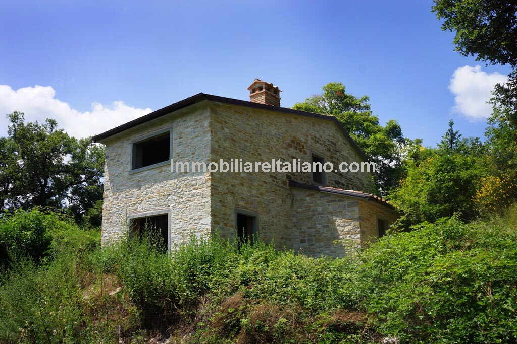 Part Restored Property In Italy