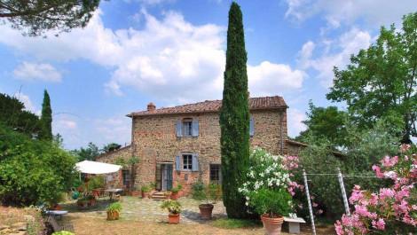 Property In Lucignano Tuscany