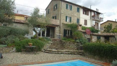Italian Home With Pool Tuoro sul Trasimeno