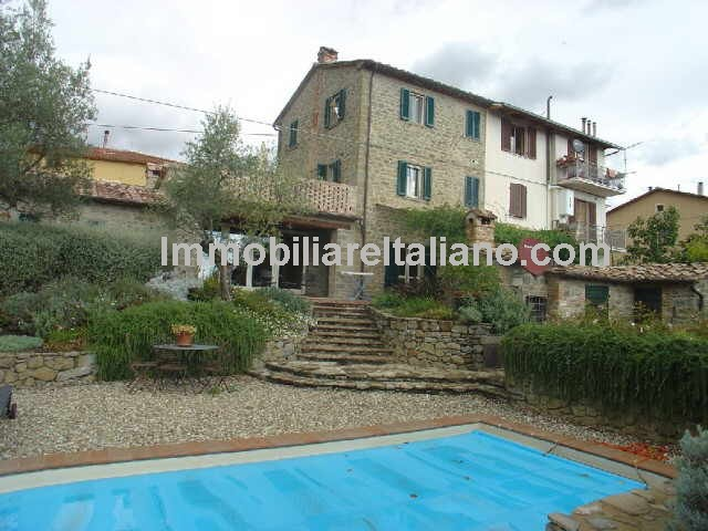 Italian Home With Pool Tuoro sul Trasimeno