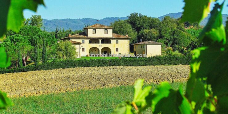 Tuscan character property