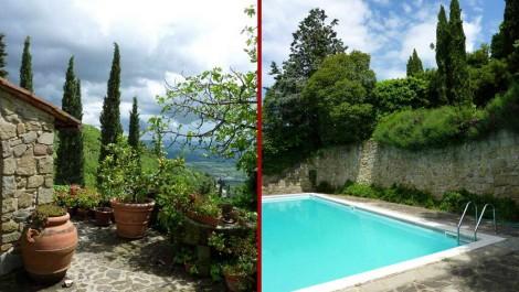 Stone Farmhouse In Tuscany