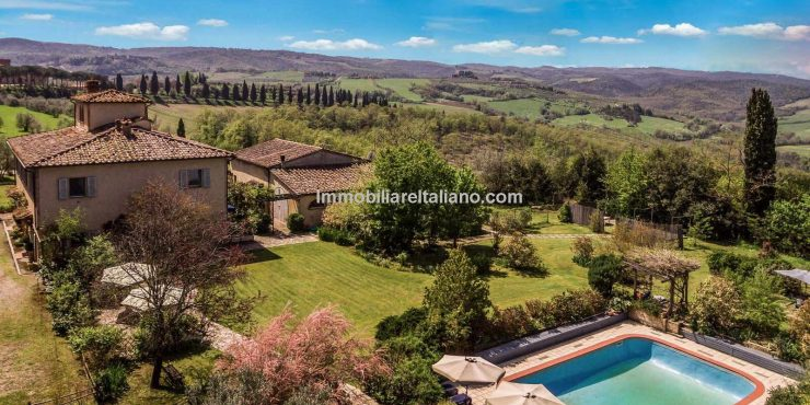Tuscany Bed and Breakfast For Sale