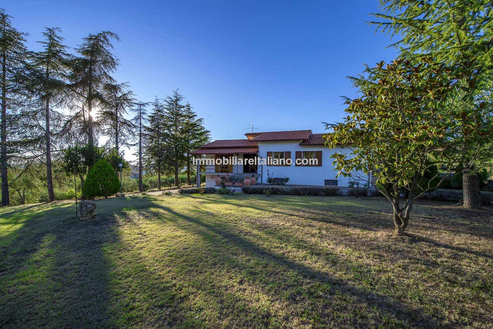 Sansepolcro Tuscany Villa property