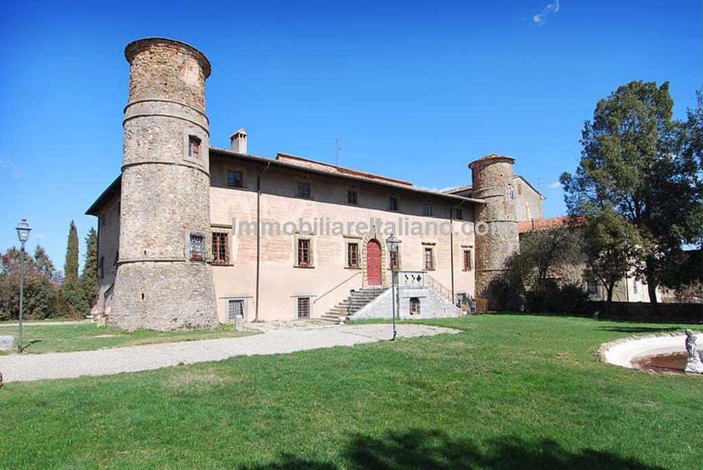 Arezzo Castle