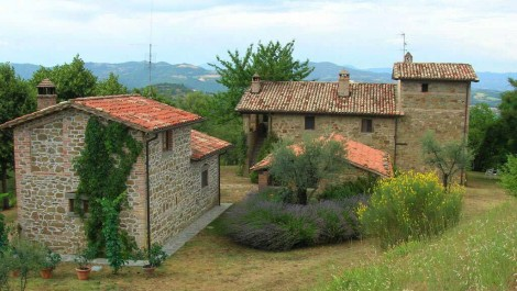 Umbria Countryside Property