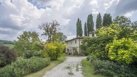 San Gimignano Wine Farm