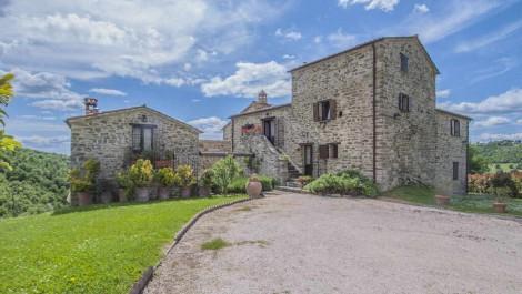 Farmhouse with Pool Umbria