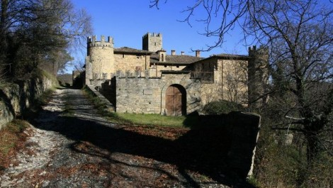 Italian Castle Estate For Sale