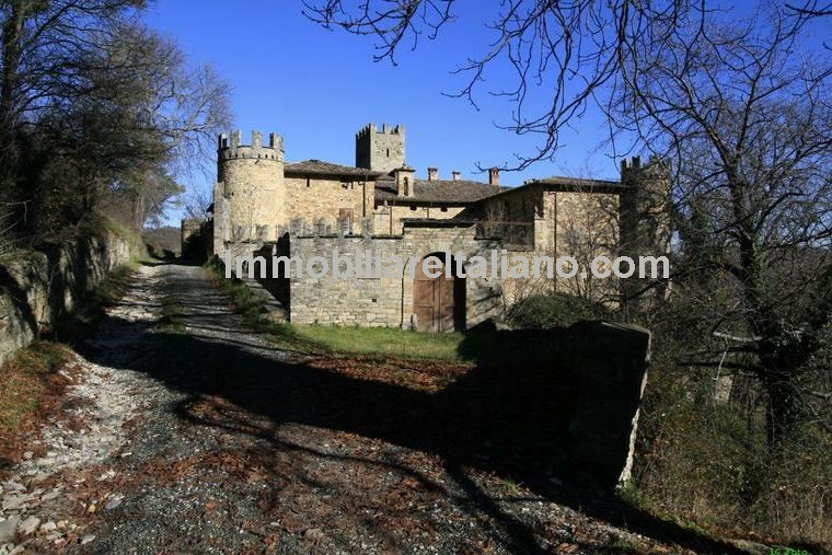 Italian Castle Estate For Sale