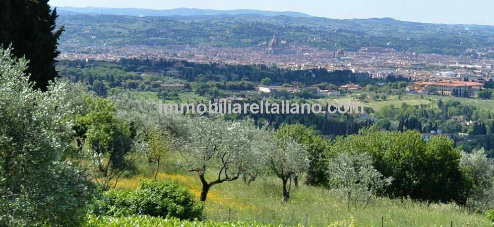 Florence villa property