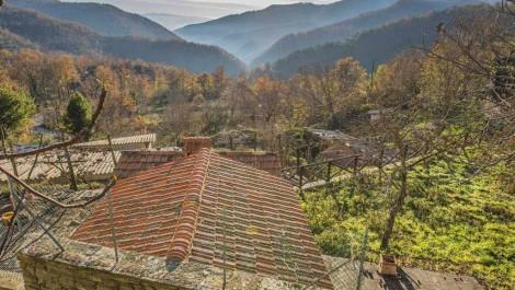Tuscan Mountains