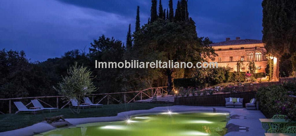 Tuscan Boutique Hotel