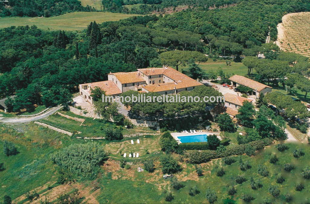 Tuscan Estate For Sale