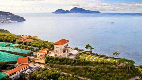 Sorrento Italy Real Estate