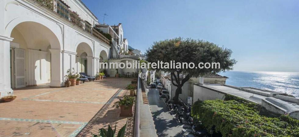 Positano Italy Real Estate Immobiliare Italiano