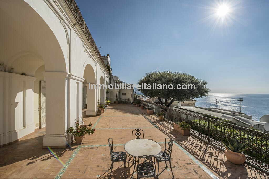 Positano Italy Real Estate
