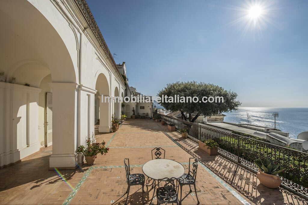 Positano Italy Real Estate