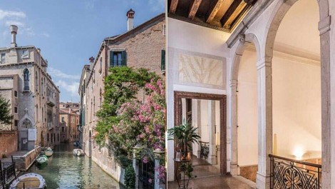 Venice Italy property for sale