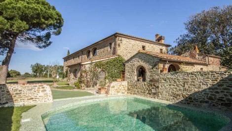 Tuscan Renovation Property