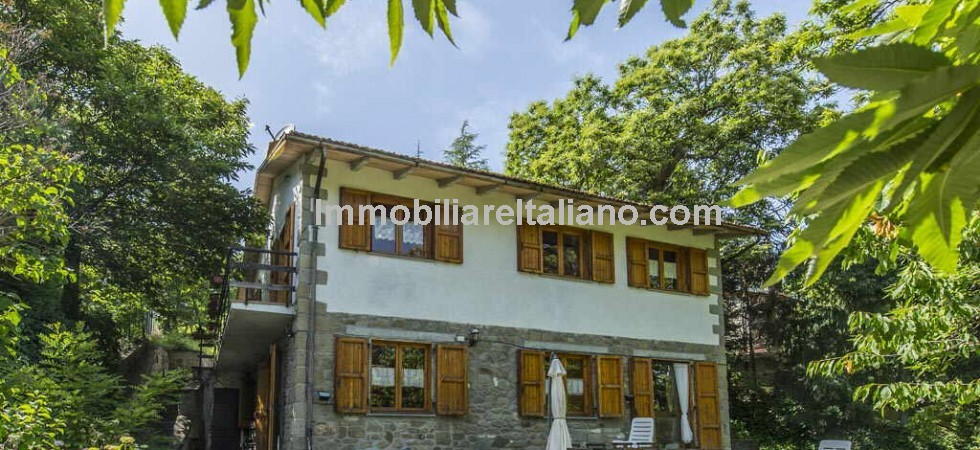 5 Bed Villa In Tuscany For Sale