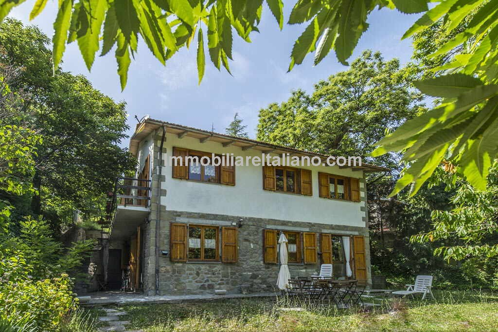 5 Bed Villa In Tuscany
